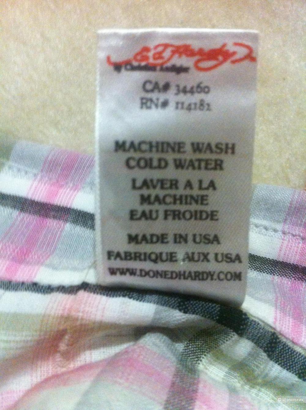 Рубашка Ed Hardy, S