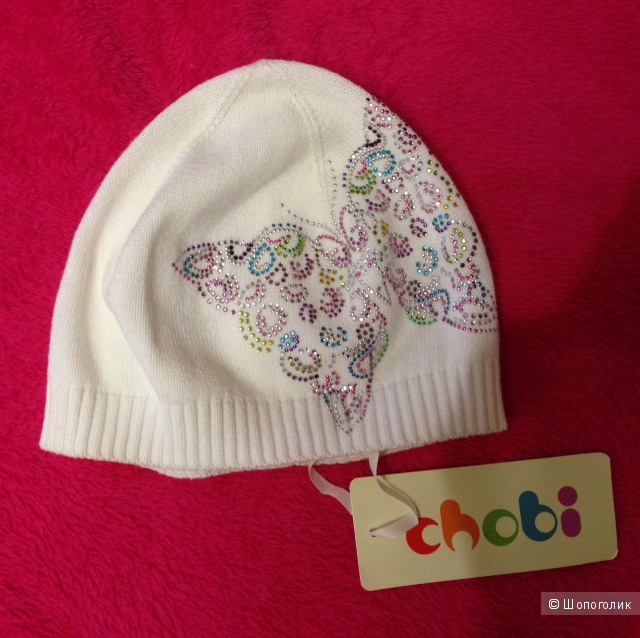 Шапочка новая Chobi S48-50