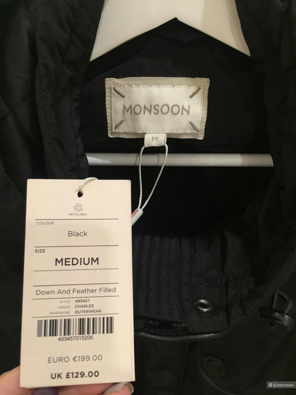 Пуховик Monsoon, размер М.