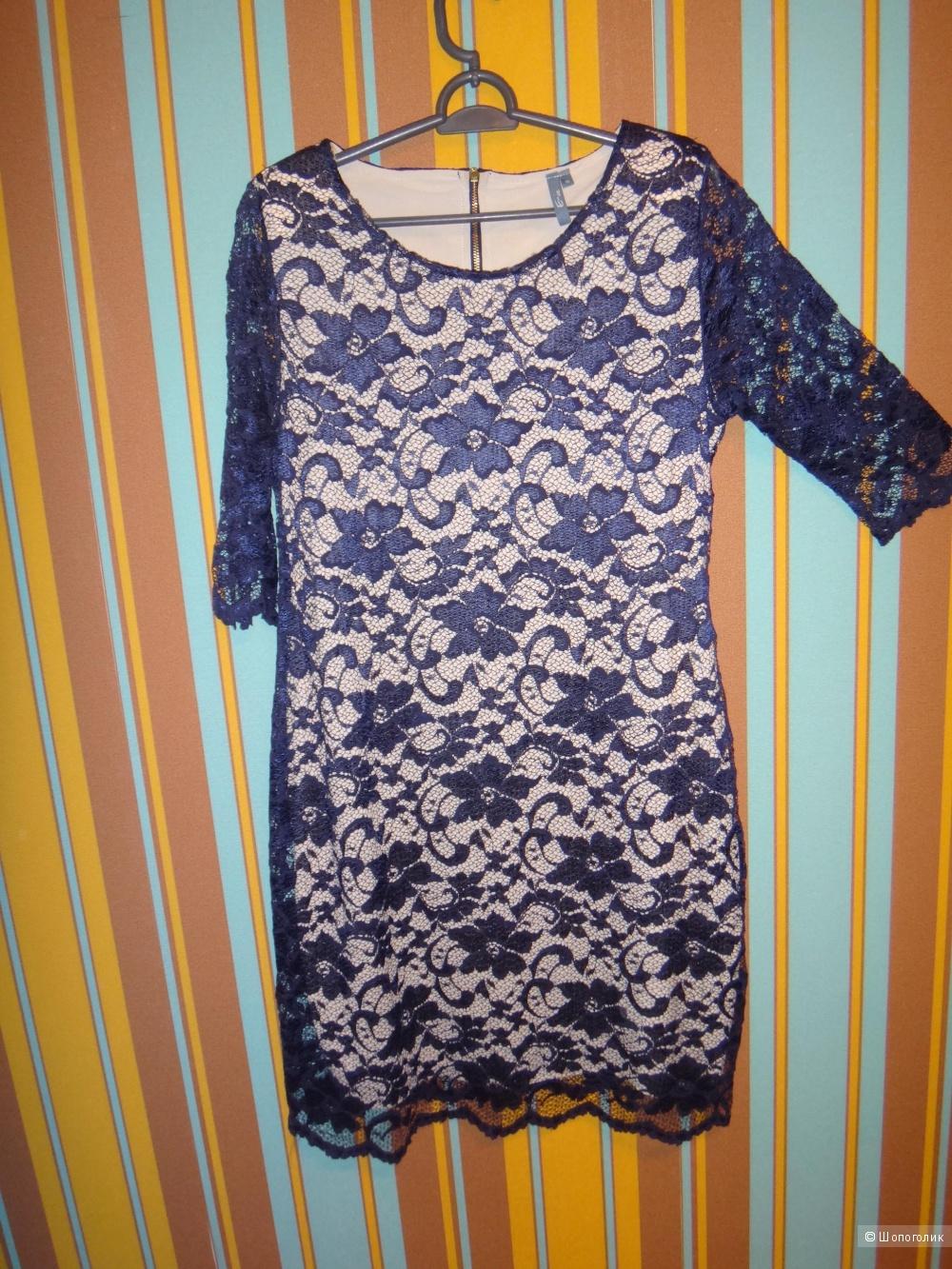 Платье 46-48 размер Англия
