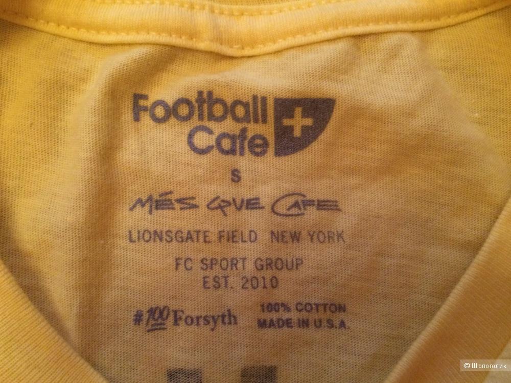 Футболка Football Cafe, S