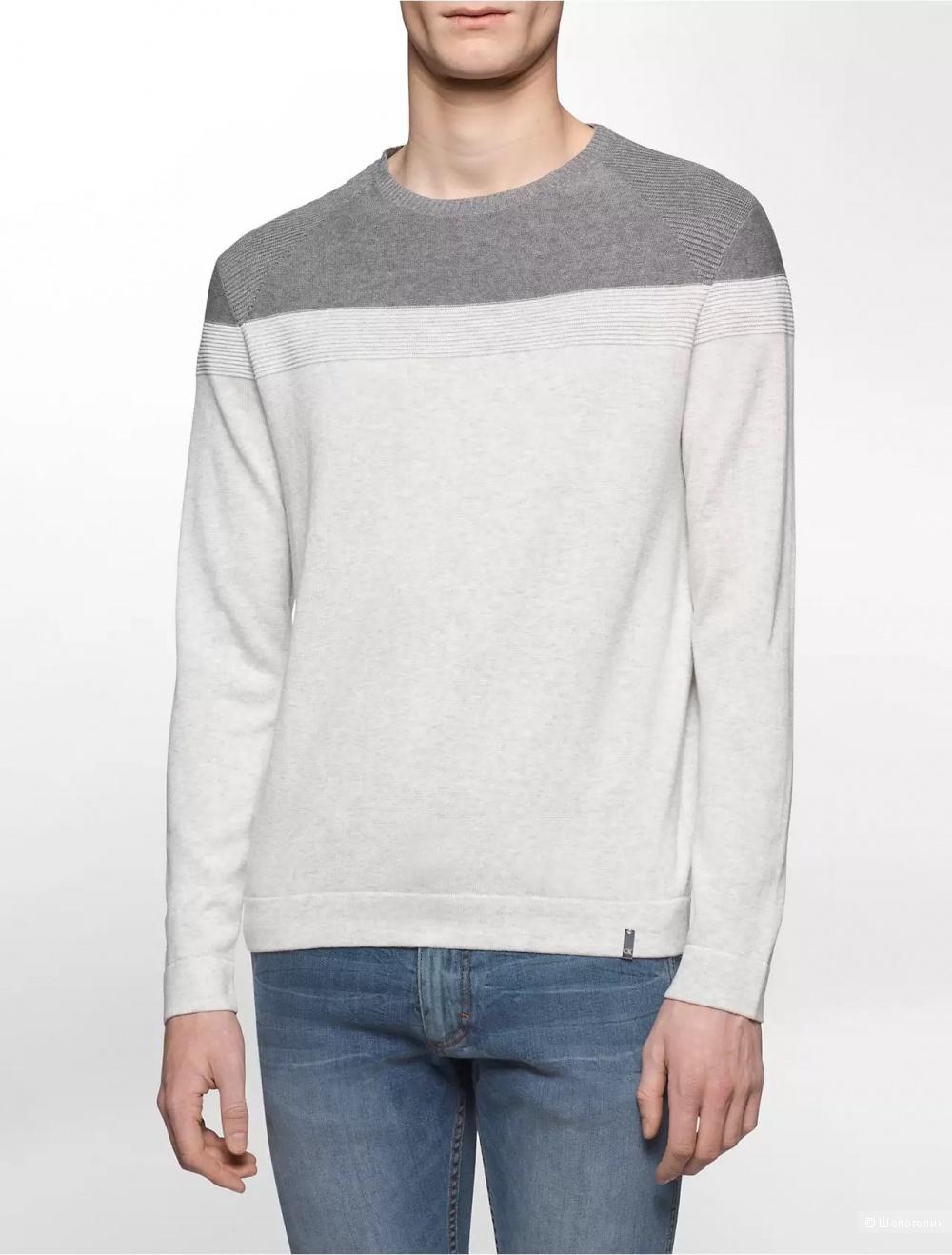 Джемпер мужской Calvin Klein размер L (52)