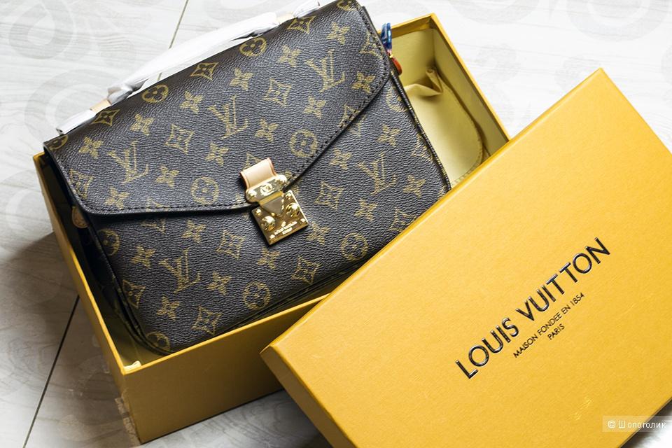 Сумка Louis Vuitton Eden монограм.