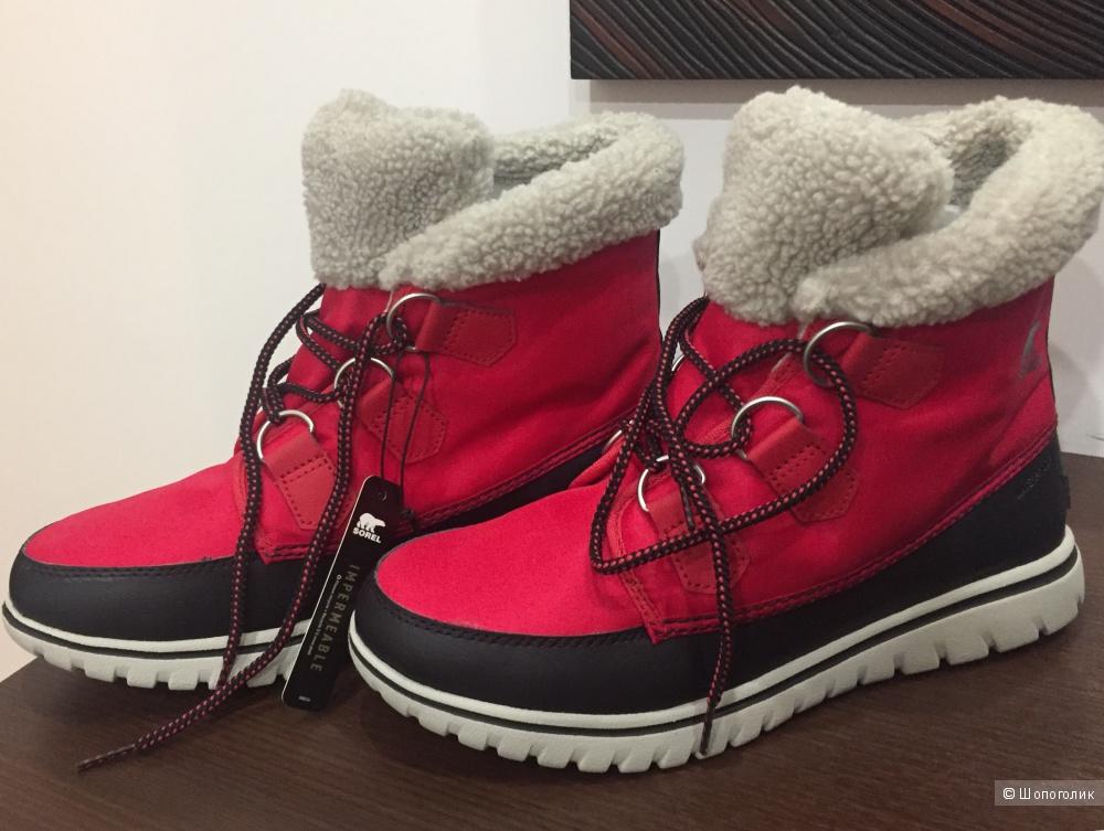 Непромокаемые ботинки Sorel Cozy EU41