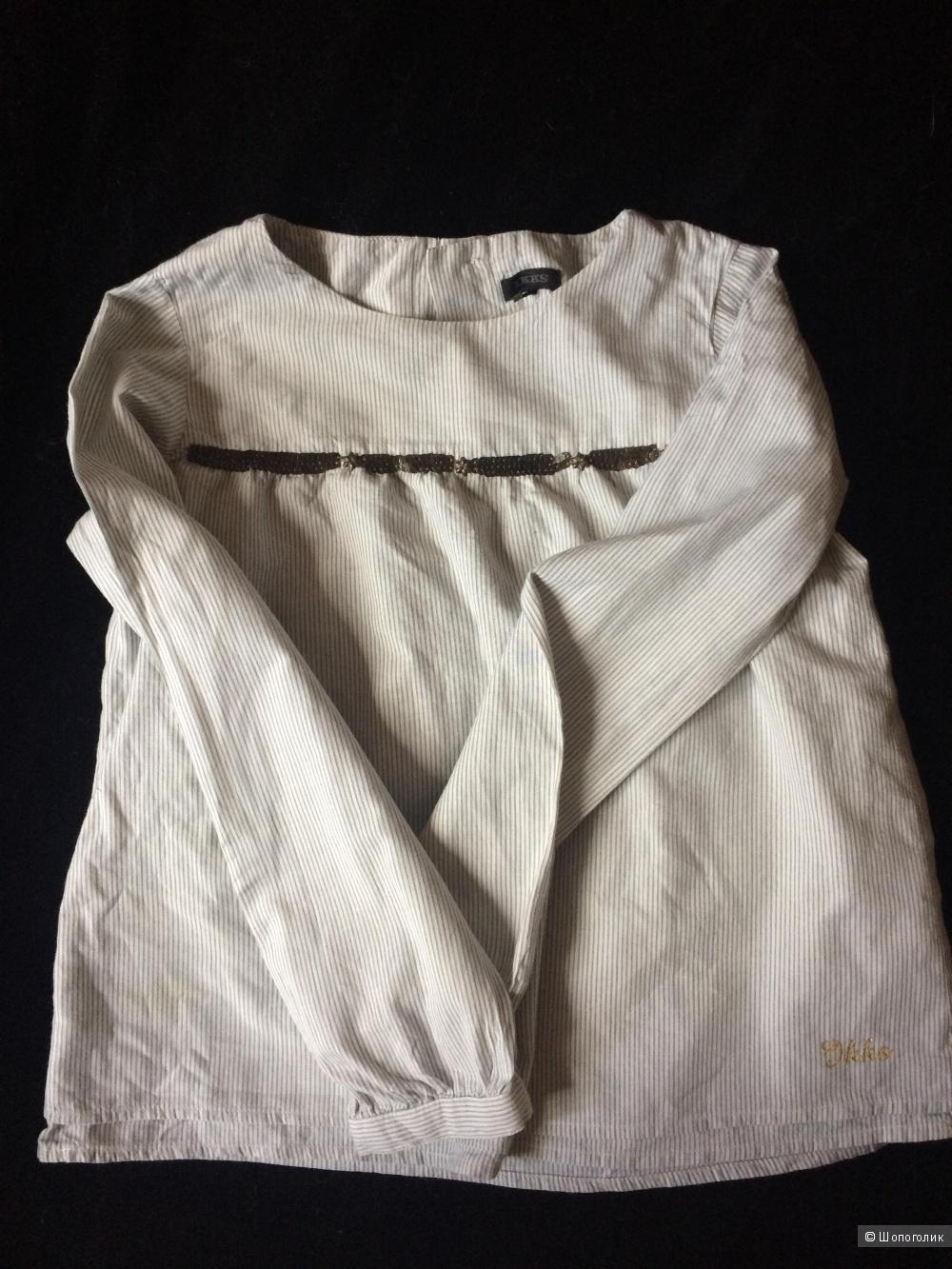 Блузка на девочку 10 лет фирмы Ikks