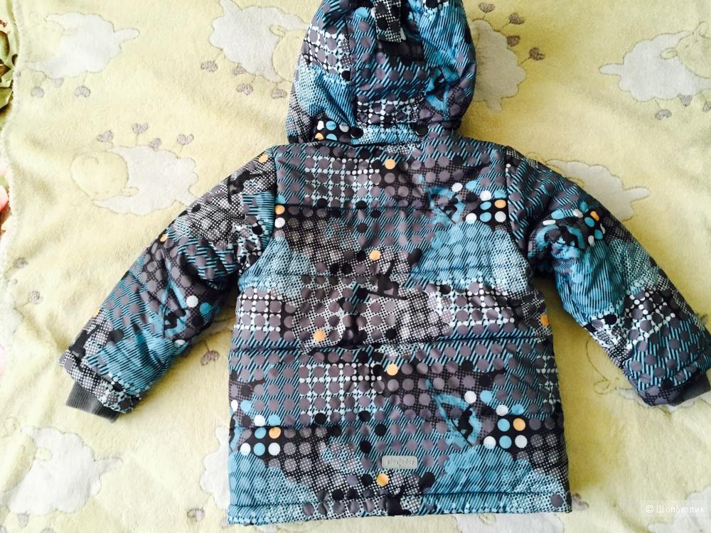 Детская зимняя куртка PlayToday 98-104