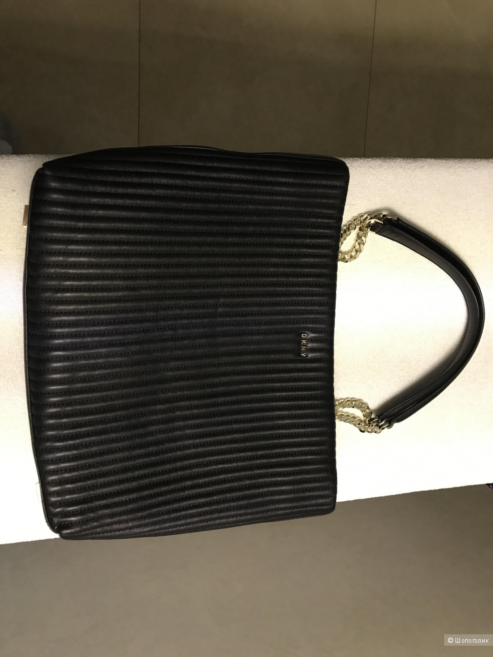 Новая сумка-шоппер DKNY