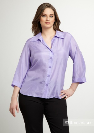 Блузка MARINA RINALDI. размер 31