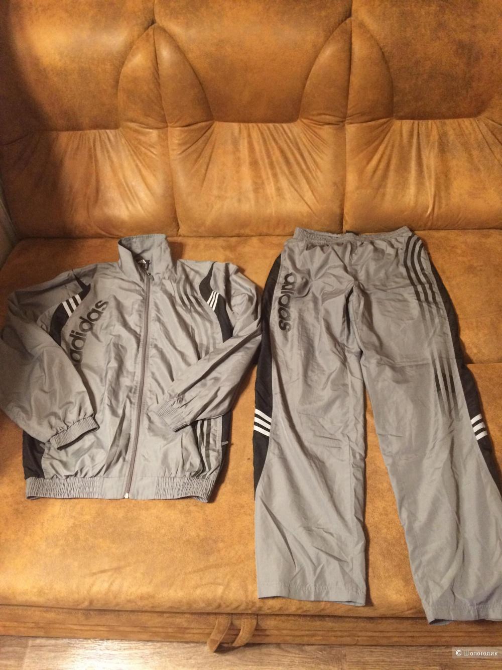 Мужской спортивный костюм, adidas, 44-46uk