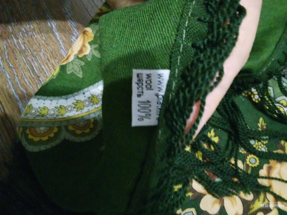 Новый шерстяной платок