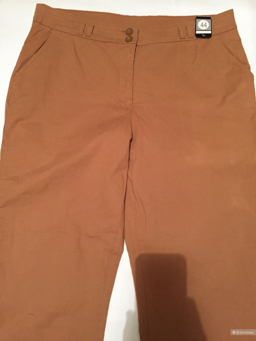 Новые брюки на завышенной посадке 46-48 размер