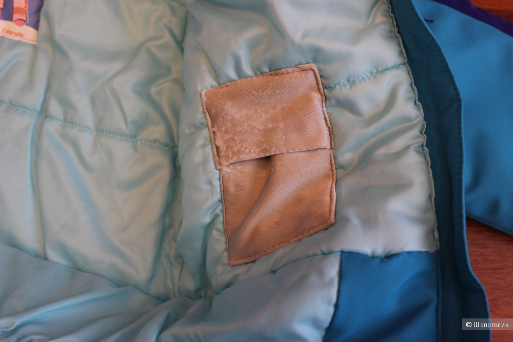 Зимняя мембранная куртка Obermeyer, р. 5