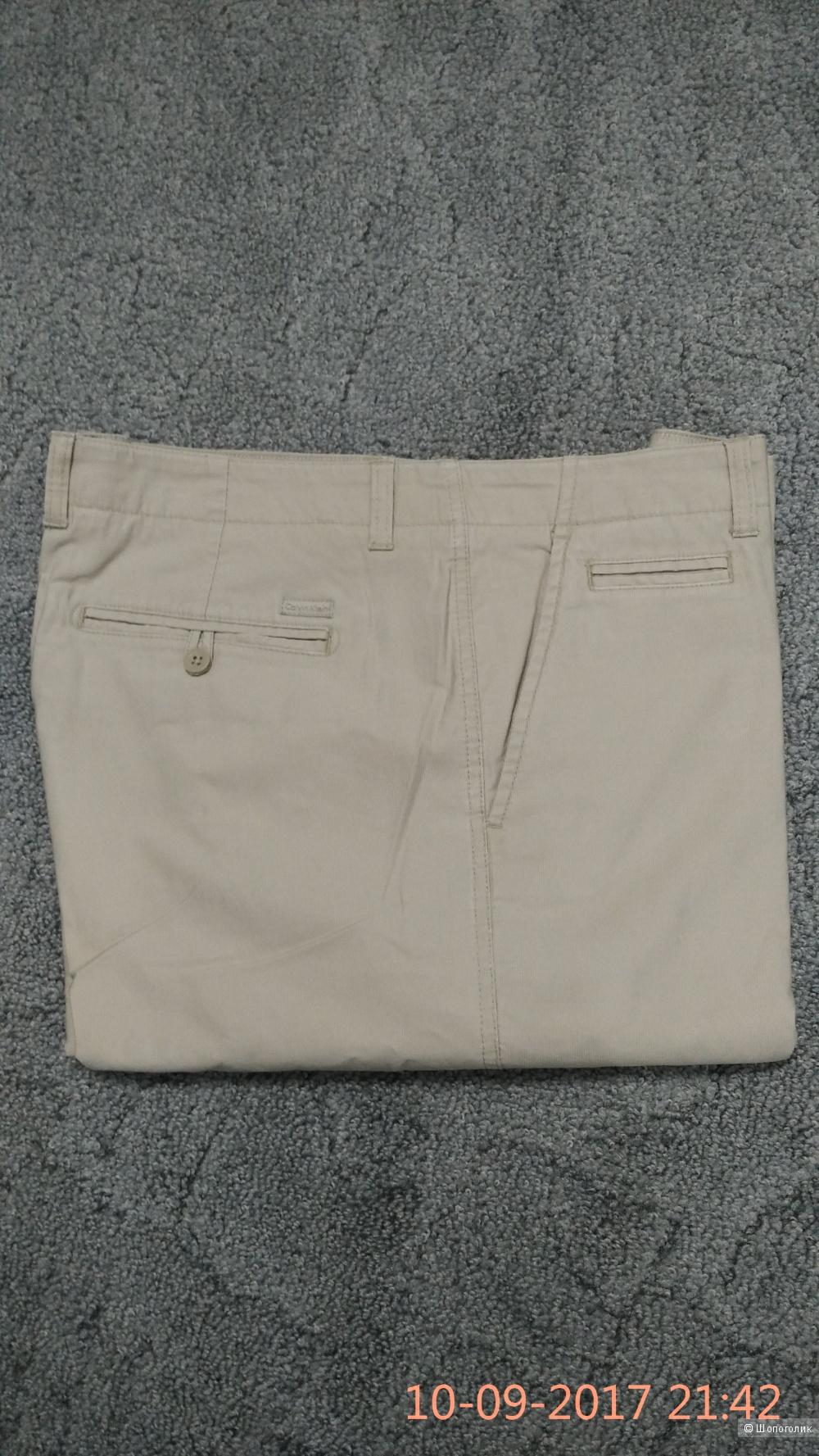 Мужские брючки Calvin Klein, размер 54