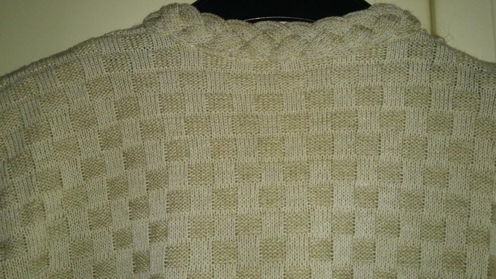 Кофта = свитер цвета льна Irmak, размер 50-54, Турция