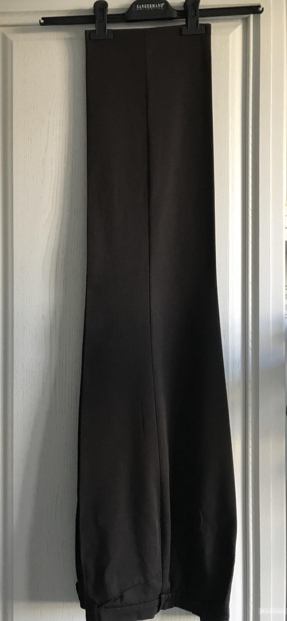 Немецкие темно-коричневые брюки Frank Walder 38, на 44-46 рос