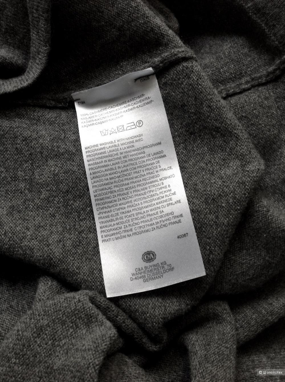 Кашемировое платье Yessica, размер М.