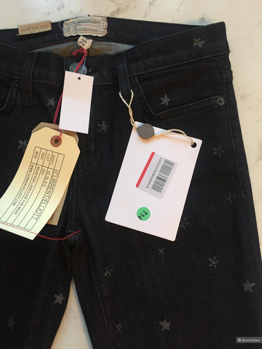 Current/Elliott , джинсы , 26 раз.