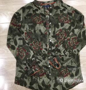 Свободная Блузка Tommy Hilfiger размер XS