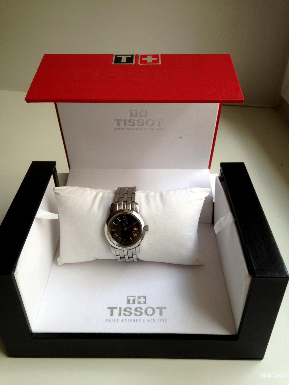 Часы женские Tissot T033.210.11.053.00