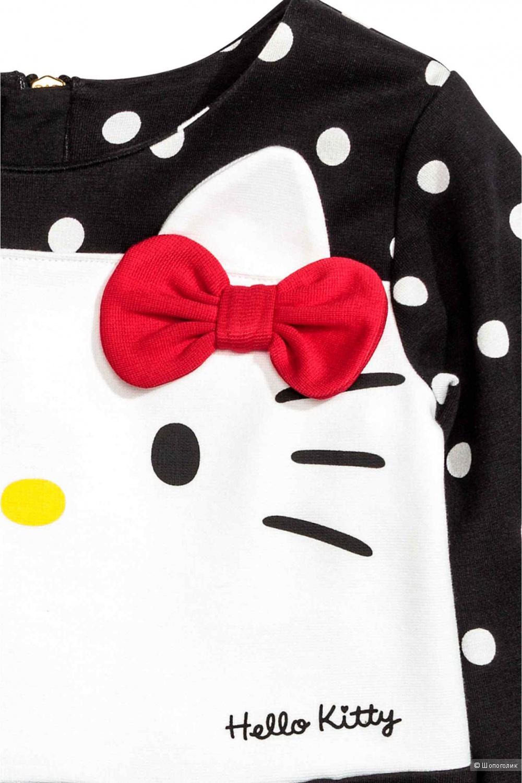 Новое платье H&M размер 134-140