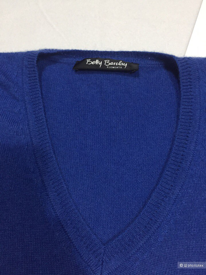 Кашемировый свитер Betty Barclay 44-46