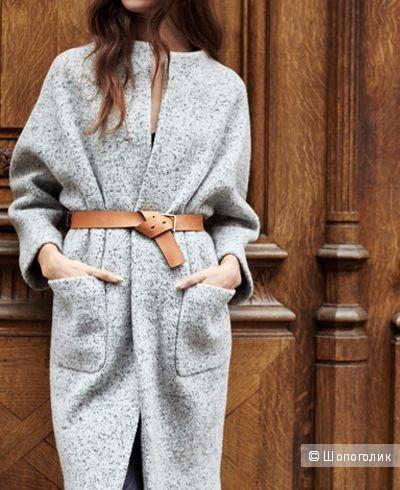 Стильное пальто Zara  XS