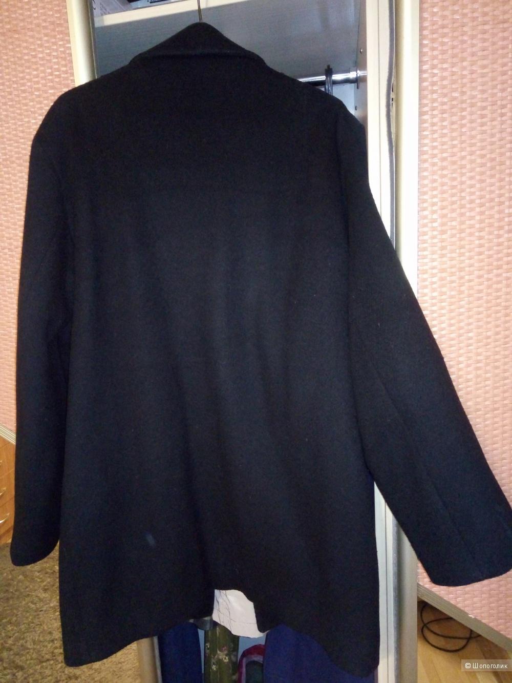 Пальто мужское Caravan wool размер 52-54