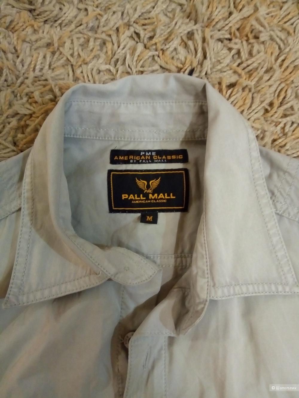 Рубашка мужская Pall Mall legend 52 размер
