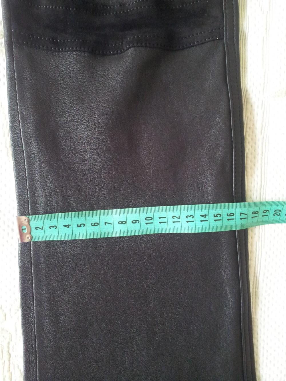 Кожаные брюки Calvin Klein Jeans 30/32