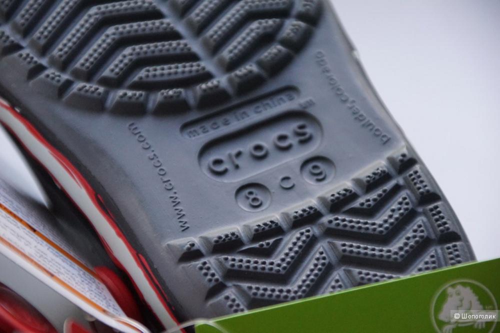 Новые Crocs размер 25/26