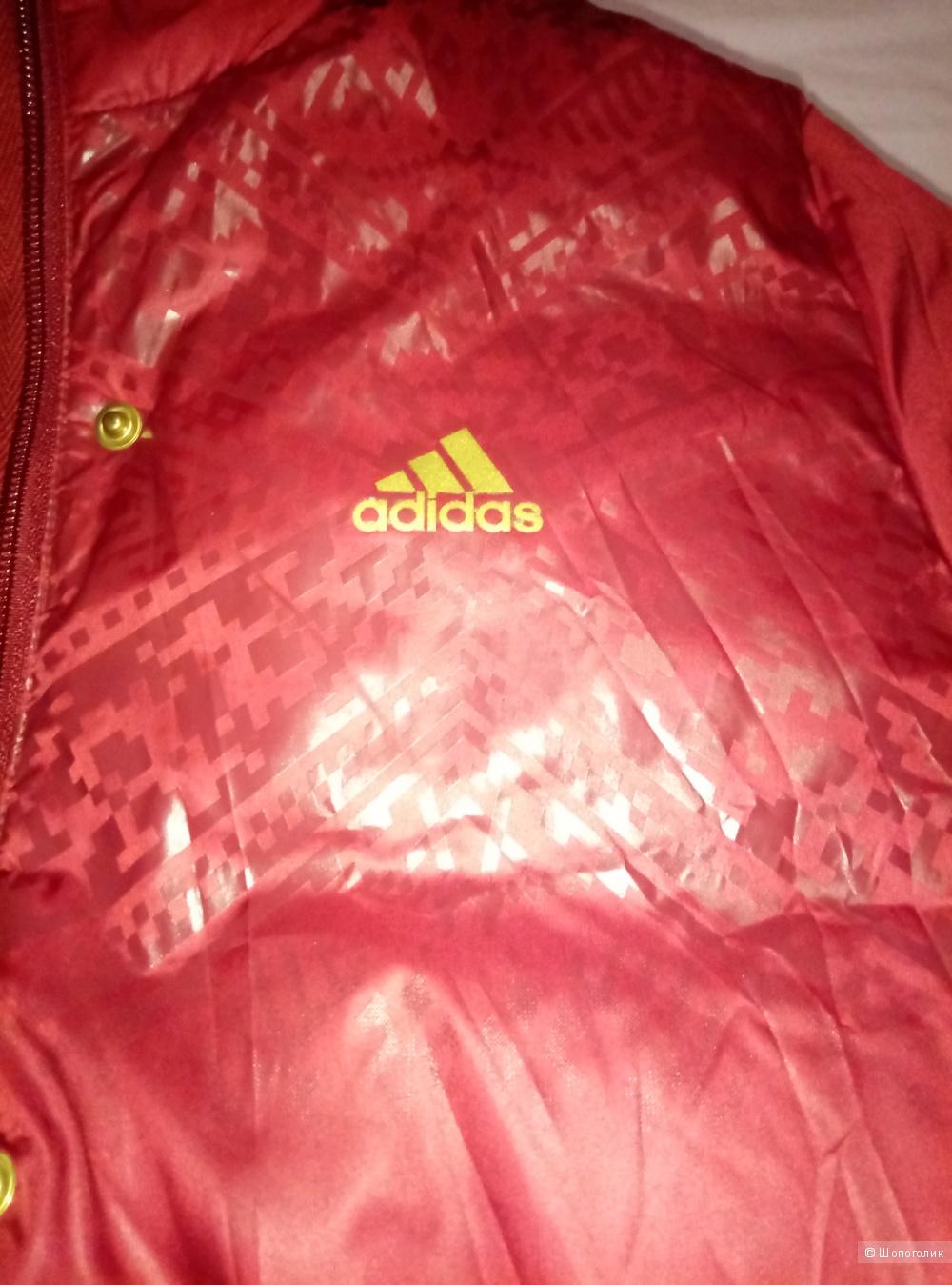 Пуховик Adidas,  размер 158