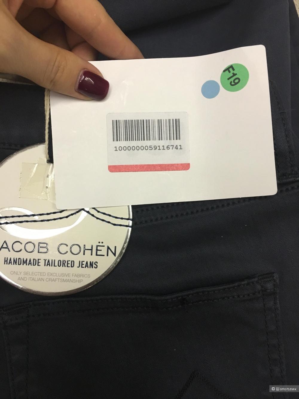 Итальянские брюки/джинсы JACOB COHЁN 27 размер