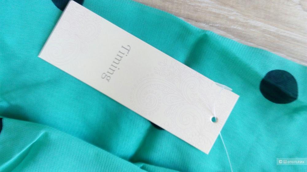 Блузка в горох, Timing, размер S