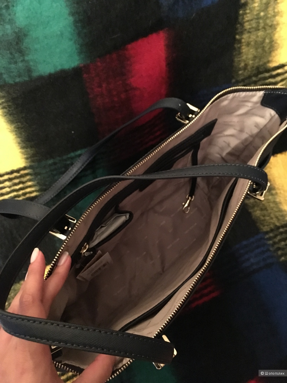 Сумка - тоут Michael Kors Jet Set Tote Bag