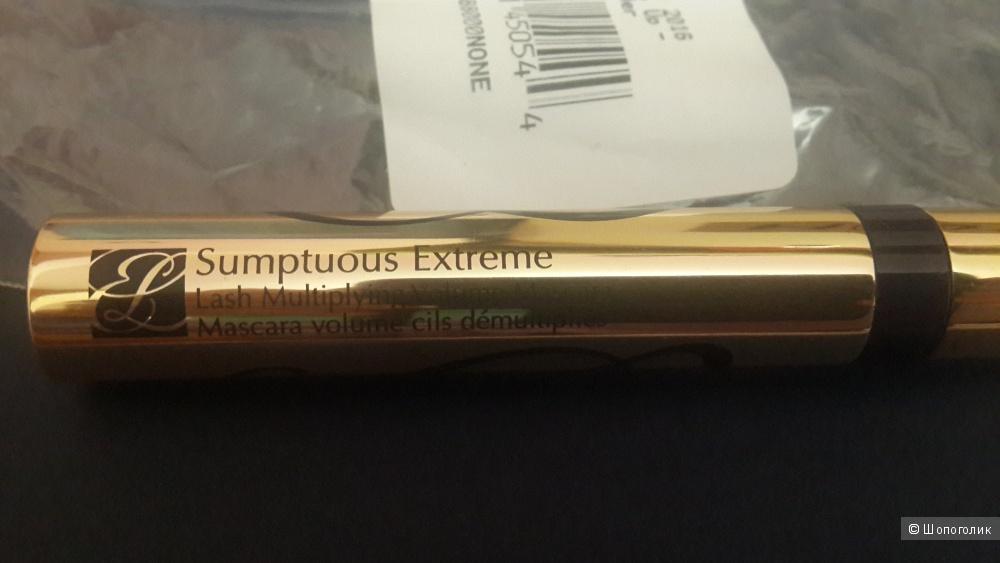Тушь для ресниц Estee Lauder Sumptuous Extreme, полный объем