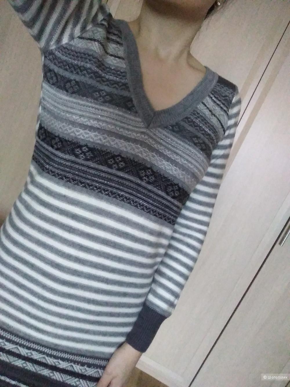Новое трикотажное платье Oasis, XS