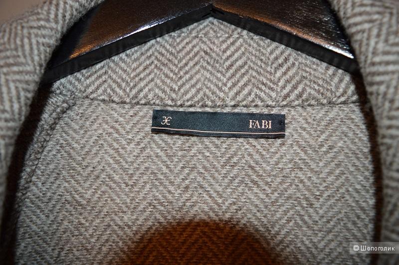 Женское пальто FABI ,Италия, размер 46( IT 44) .