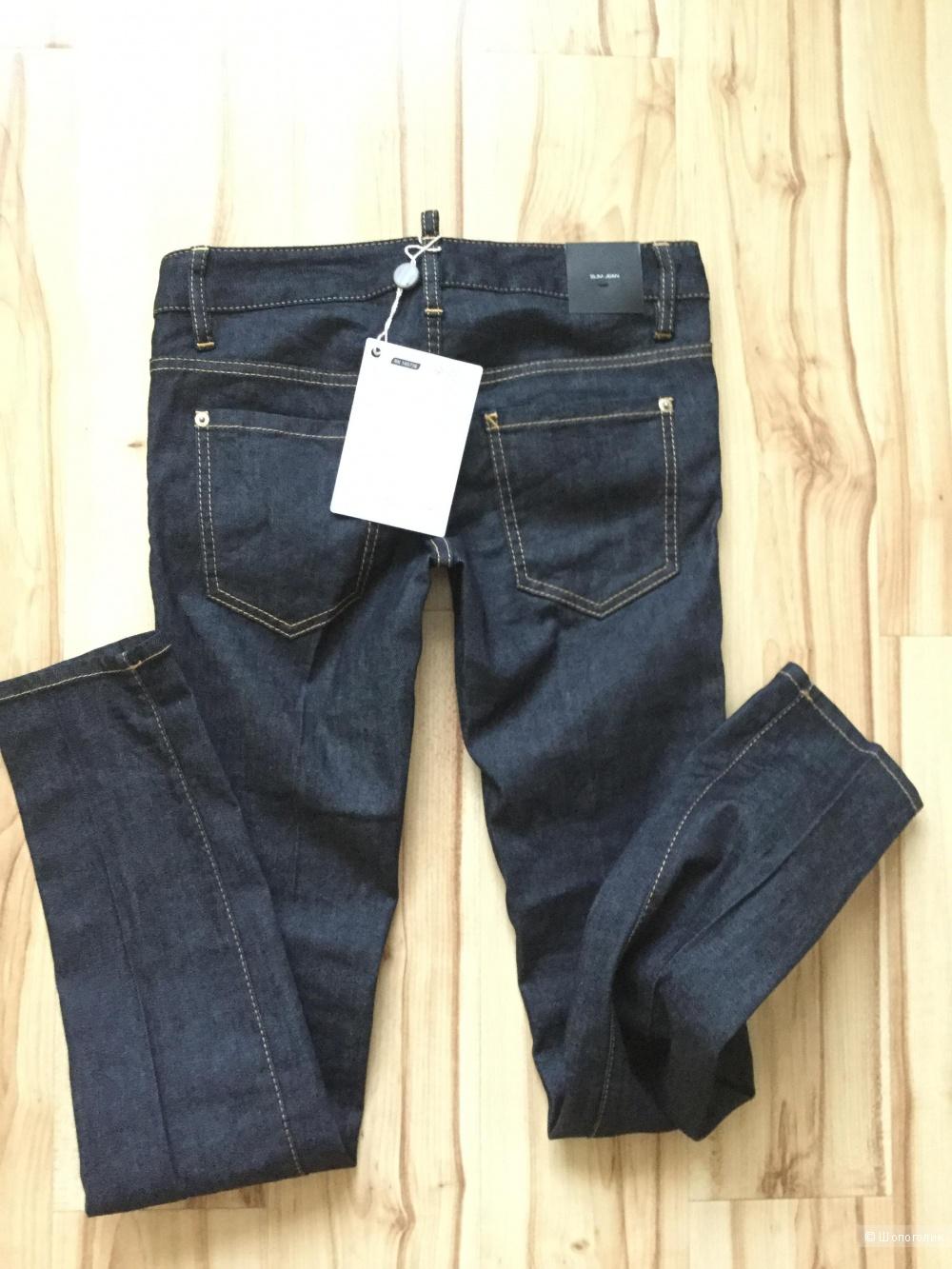 Джинсовые брюкиDSQUARED2 38it