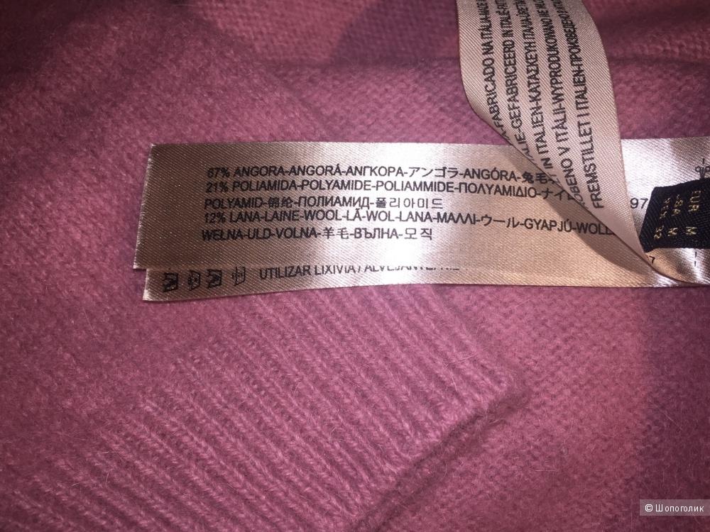 Кофточка из ангоры Massimo Dutti. Made in Italy 44-46р.