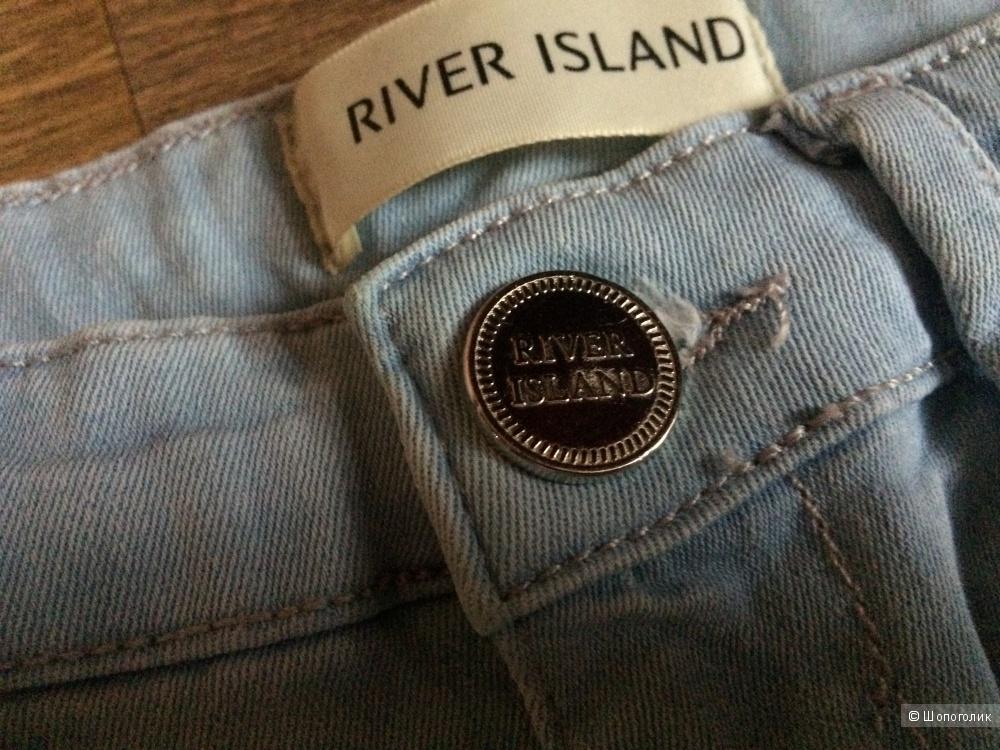 Джинсы River Island 10-12uk