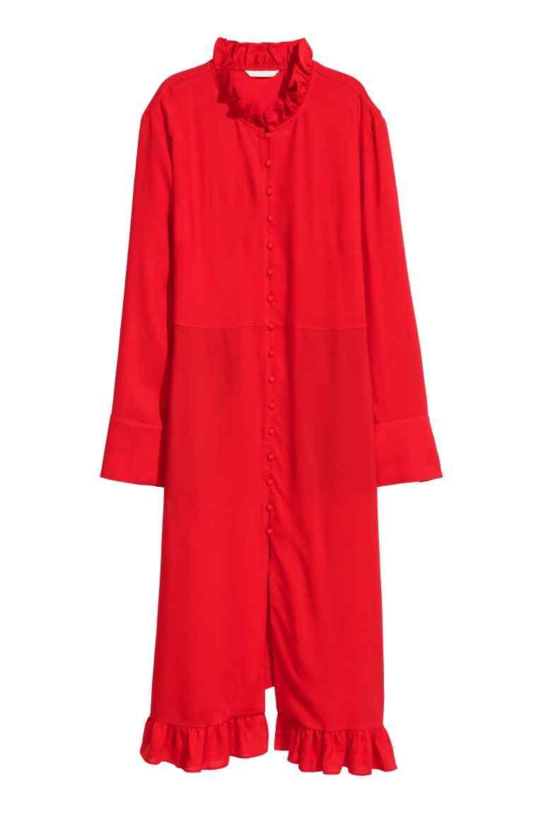 Красивое трендовое платье HM 34 размер