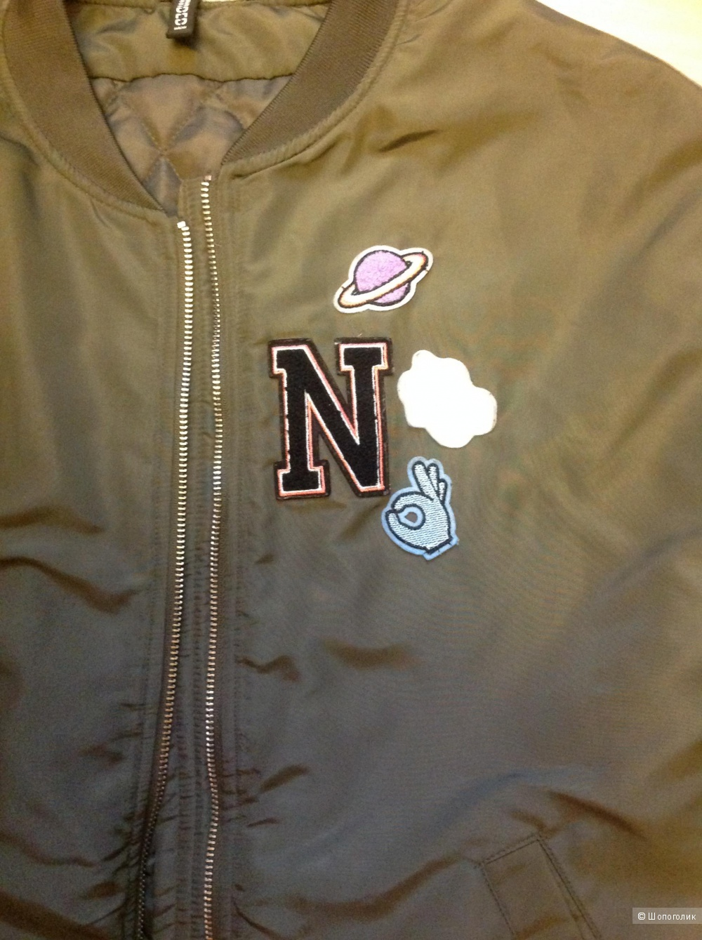 Куртка/бомбер, H&M, размер S