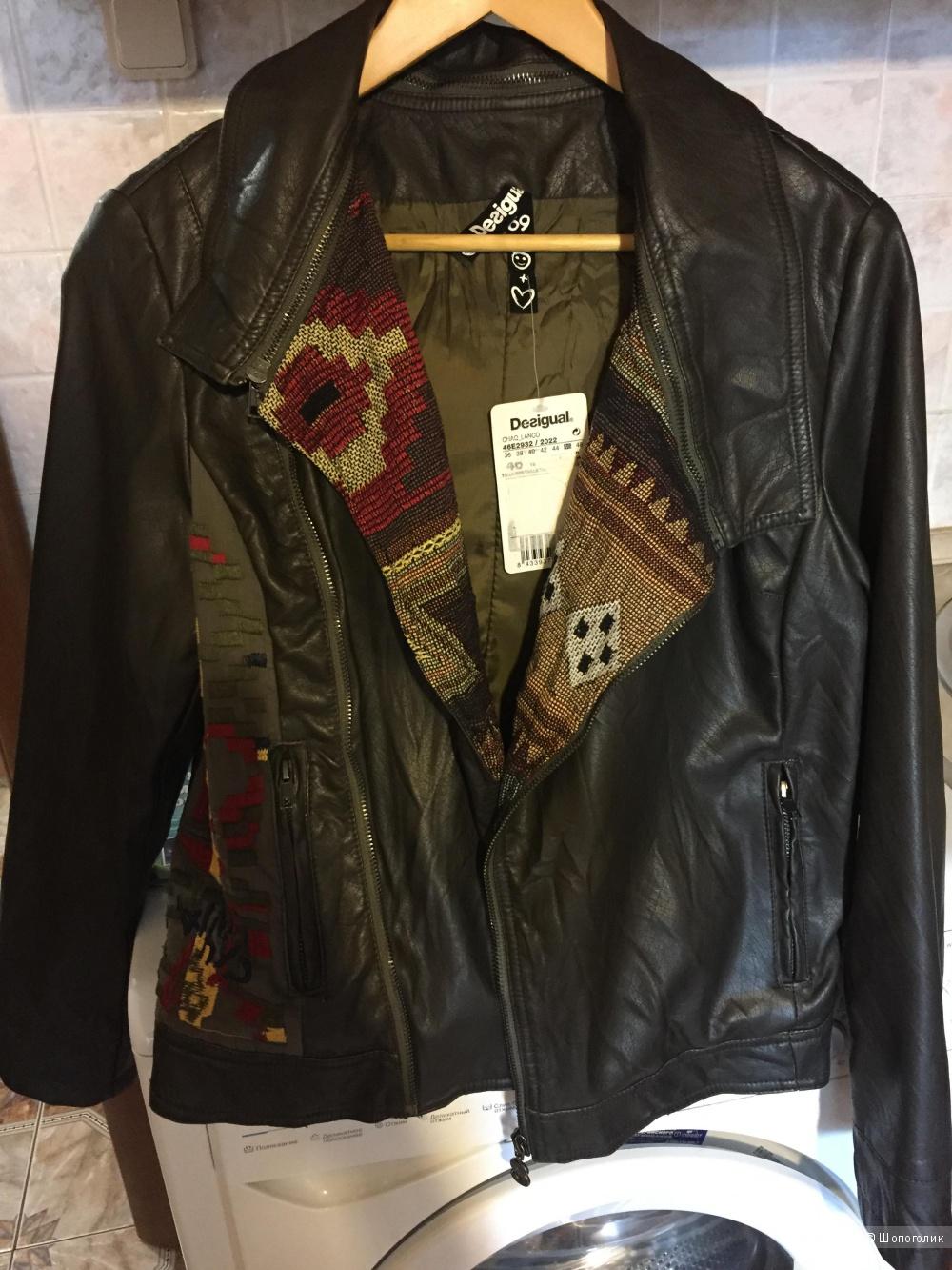 Новая куртка Desigual,размер 44 (российский)