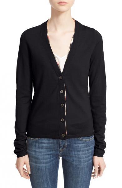Кардиган Burberry Brit,цвет черный,размер XL