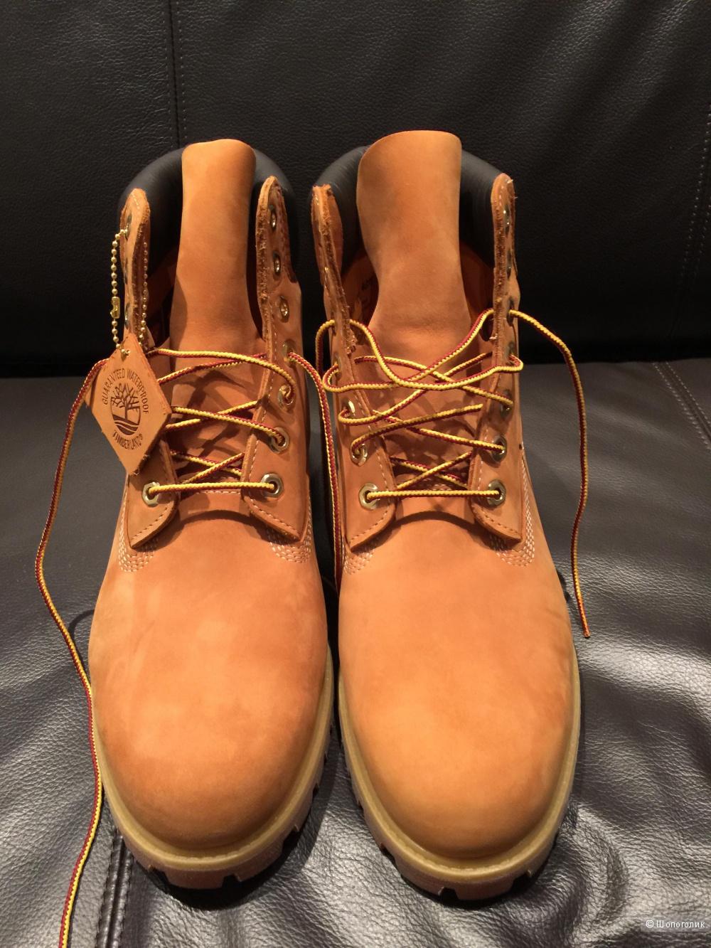 Ботинки мужские timberland  размер 9,5US