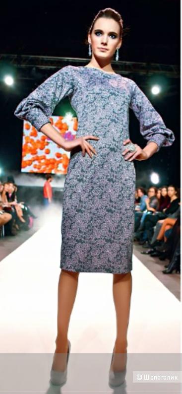 Платье LO дизайнеское Яны Недзветской р 42
