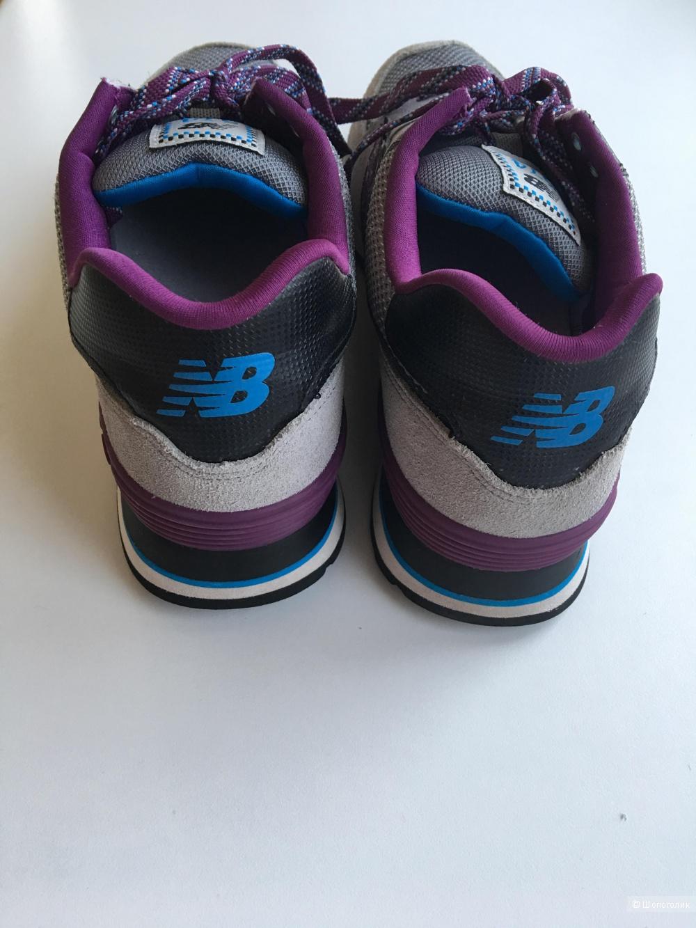 Кроссовки New Balance 574, размер US 10