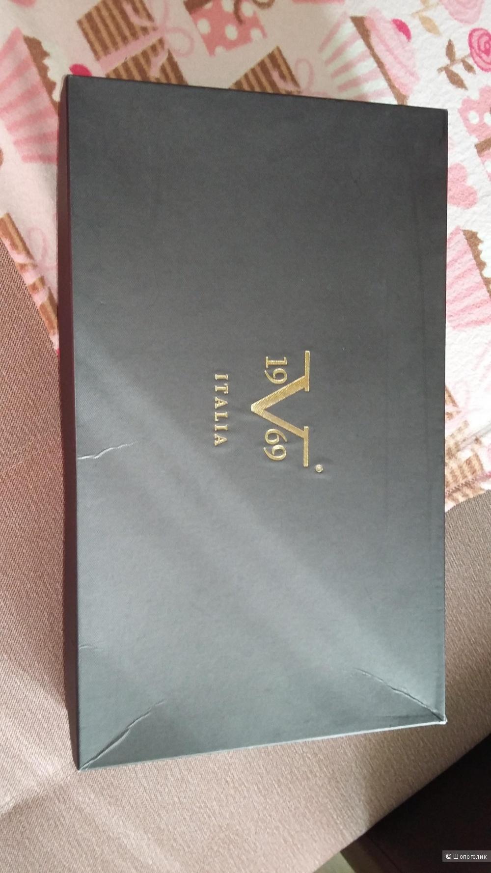 Сапоги итальянские бренда V ITALIA, размер 36.