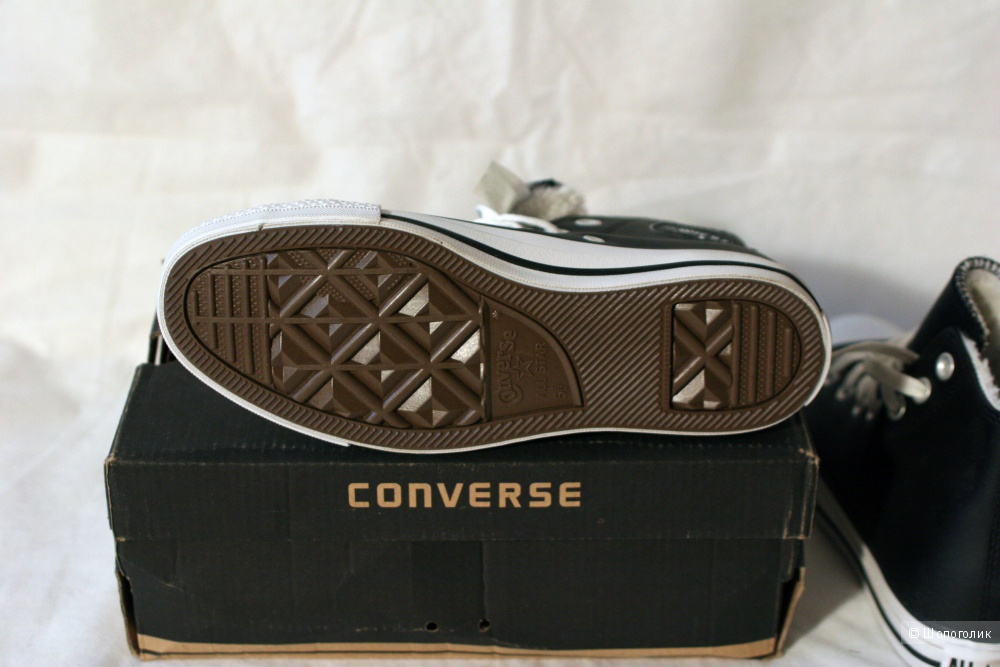 Кеды Converse утепленные 38 EUR