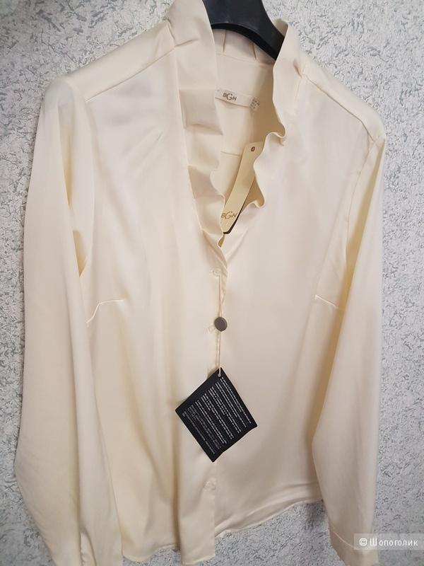 Нарядная блуза RBGN BEGGON. р. 40 EUR, росс.48
